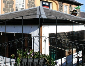 Pub Patio Side Panels
